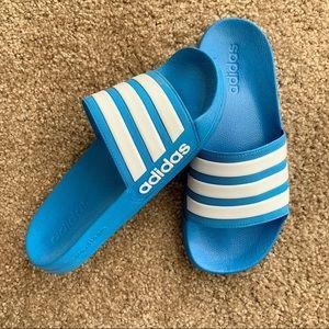 Adidas slides!